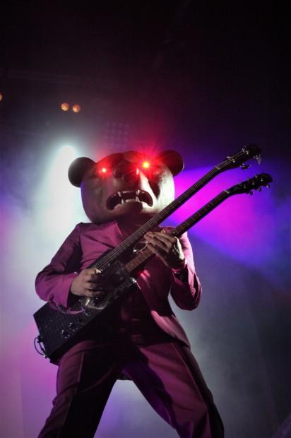 Teddybears på Arvika Hamnfest 2018. Foto: David Fryxelius.