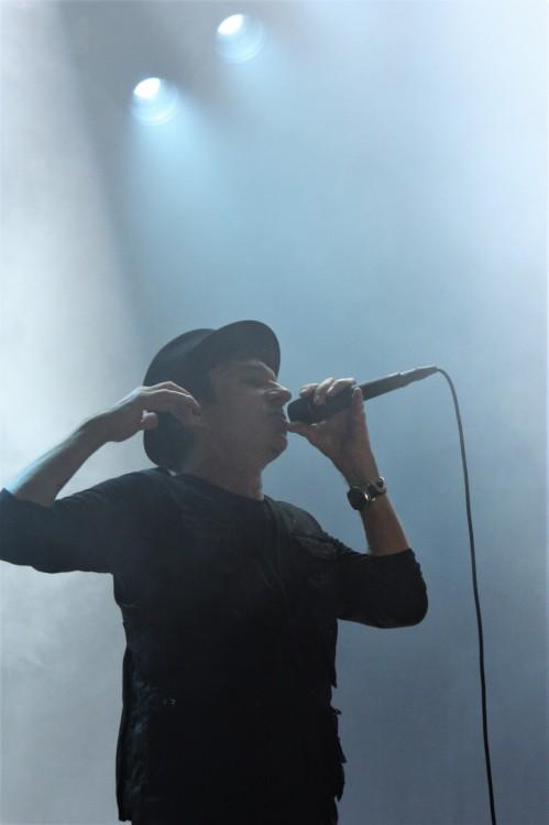 Thåström på Arvika Hamnfest 2018. Foto: David Fryxelius.