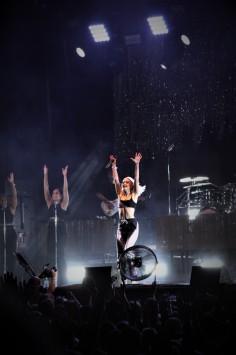 Zara Larsson på Arvika Hamnfest 2018. Foto: David Fryxelius.