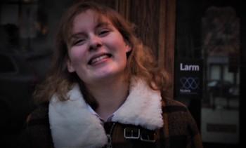 Cecilia Werling ät Arvika konsertföreningsstipendiat för 2019. Foto: Arvika konsertförening.
