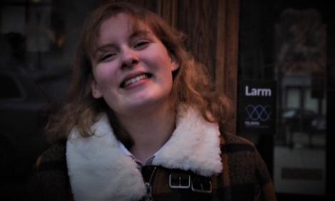 Cecilia är Arvika Konsertförenings musikstipendiat2019