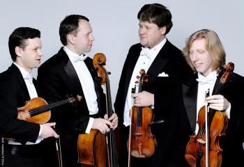 David Oistrakh Quartet. Foto: Glafsfjordens Musikfestival.