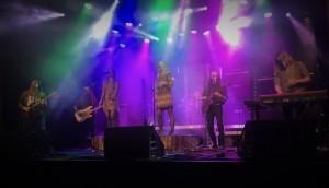 Nephila på Livekarusellen på Ritz 2019. Foto: David Fryxelius.