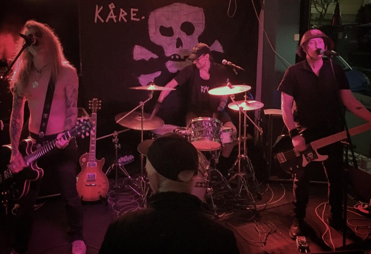 Tavlor, jazz och punk-rock