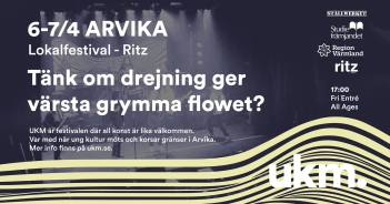 UKM, Ung Kultur Möts, Arvika 2019.