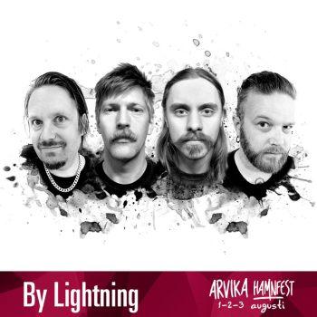 By Lightning. Foto: Arvika Hamnfest.