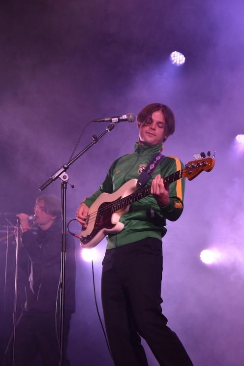 Junior Brelle på Arvika Hamnfest 2019. Foto: David Fryxelius.