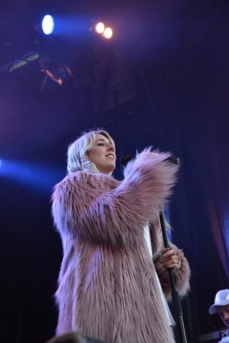 Veronica Maggio på Arvika Hamnfest 2019. Foto: David Fryxelius.