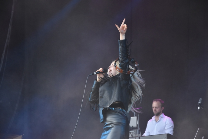 Smith & Thell på Arvika Hamnfest 2019. Foto: David Fryxelius.