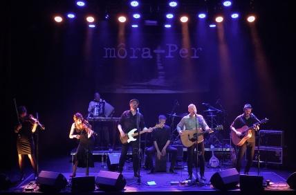 Môra-Pers 25-årsjubileums spelning på Ritz. Foto: David Fryxelius.