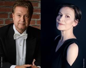 Hammarström och Hirvonen. Foto: Emelie Kroon.