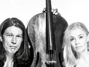 Katarina och Svante Henryson. Foto: Glafsfjordens Musikfestival.