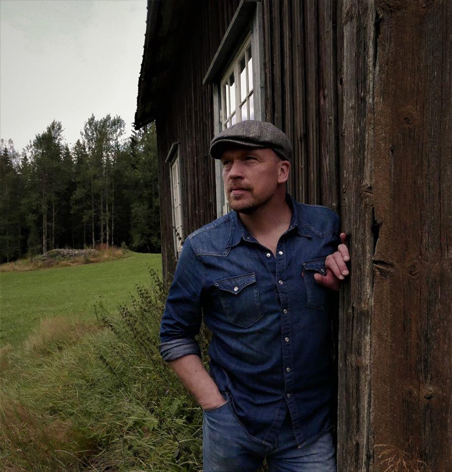 Pärra Eriksson. Foto: Pärra Eriksson.
