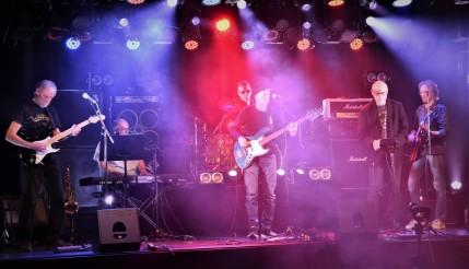 Too Late på Music against Covid-19 del 2 på Ritz. Foto: David Fryxelius.