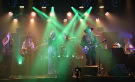 Children of the sûn på Music against Covid-19 del 2 på Ritz. Foto: David Fryxelius.