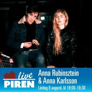 Anna Karlsson & Anna Rubinsztein