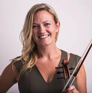 Mia Marine. Foto: Mia's Groovy Fiddle Academy.