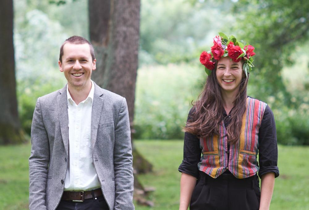 Ylva Stenberg & Ernst Erlandson. Foto: Timmy Gasslander.