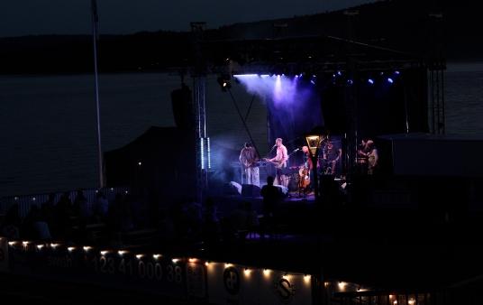 Allsångskryssning på Piren Live 2020. Foto: David Fryxelius.