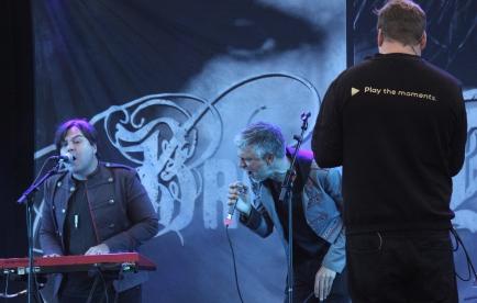 Broken Door på Piren Live 2020. Foto: David Fryxelius.