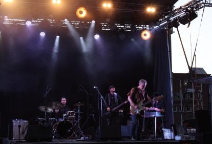 T-Bear and the Dukes på Piren Live 2020. Foto: David Fryxelius.