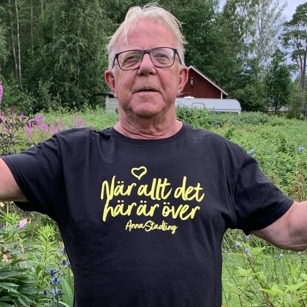 Rolf Haglund, Stavnäs Visklubb.