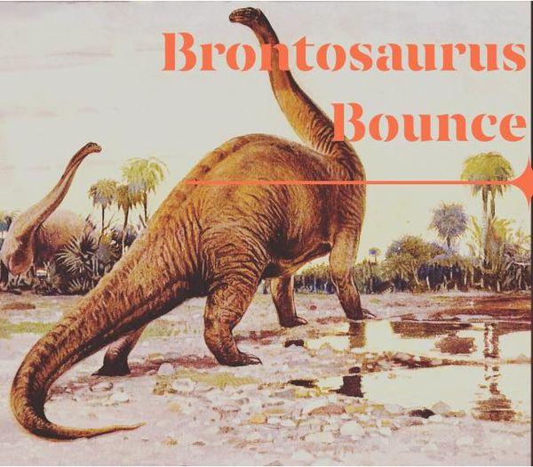 Brontosaurus Bounce. Foto: Brontosaurus Bounce.