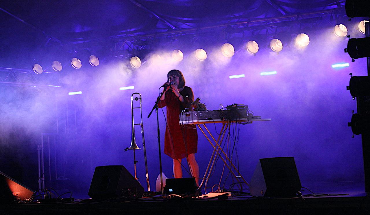 MAG på Viksholmsfestivalen 2021. Foto: David Fryxelius.